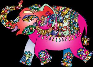l'image de la puissance de l'éléphant, représente la puissance du Kundalini Yoga