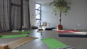 yoga à Bergerac.
